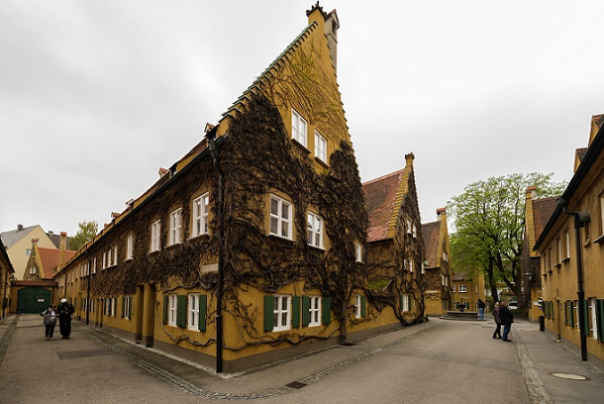 Die Fuggerstadt Augsburg ist eine der schönsten Städte des Landes und wartet mit zahlreichen Sehenswürdigkeiten ebenso auf wie mit einem umfassenden kulturellen Angebot. (#07)