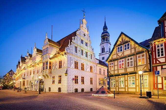Altes Rathaus und Hoppener Haus sind ebenfalls wichtige Sehenswürdigkeiten, die bei einem Besuch von Celle unbedingt dazugehören sollten. (#07)