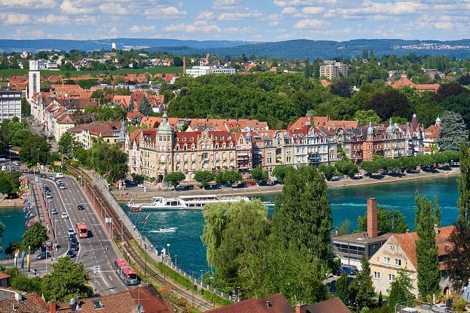Geht es um historische Städte, so weiß Konstanz mit dem Stadtteil Niederburg zu punkten. (#01)