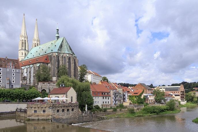 Görlitz wird liebevoll auch Görliwood genannt, weil historischer Stadtkern und umliegende Region gern als Schauplatz für Historienfilme herangezogen werden. (#06)