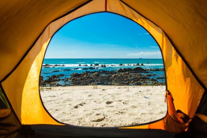 Camping am Atlantik, ein wundervolles Ereignis, welches in Erinnerung bleibt. (#5)