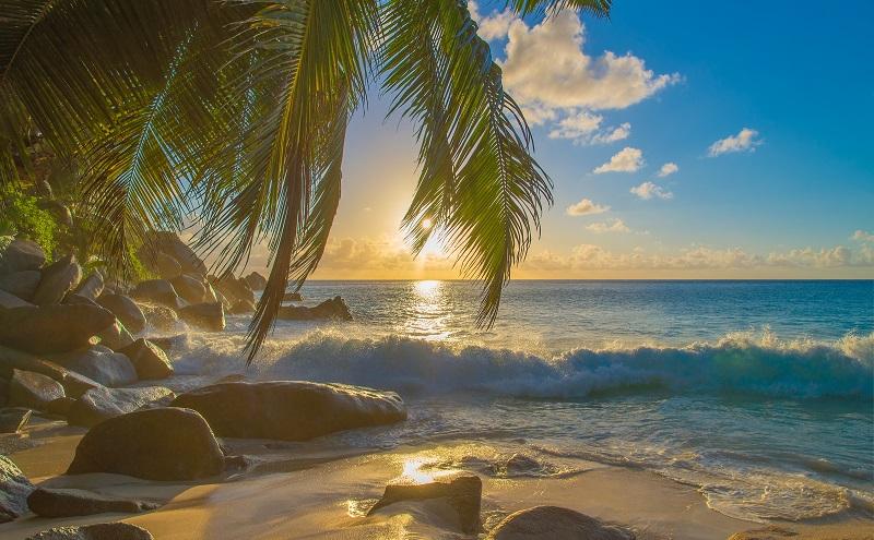 Die schönsten Strände: Der Strand Anse Georgette (Insel Praslin, Seychellen) (#06)