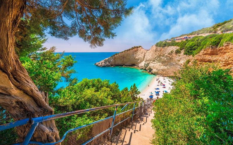 Die schönsten Strände: Katsiki Beach (Lefkada Islands, Griechenland) (#03)