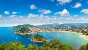 Die schönsten Strände: La Concha Beach (San Sebastian, Spanien) (#02)