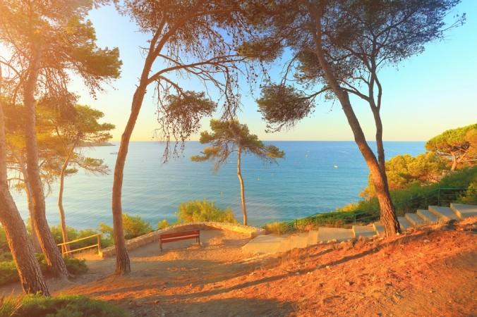 Ein sonniger Morgen an der Costa Drorada in Spanien überzeugt jeden Morgenmuffel davon, dass sich das frühe Aufstehen lohnt! (#4)