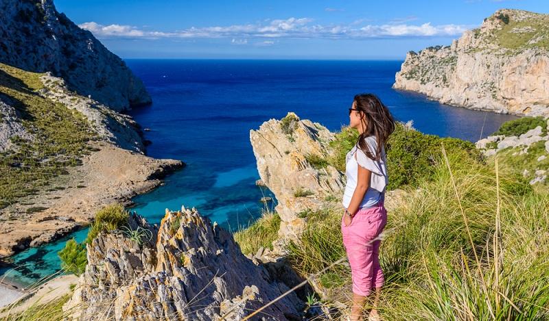 Die schönsten Strände Mallorcas: Diese Buch befindet sich ebenfalls im Norden der Insel. (#07)