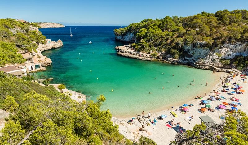 Auch der Südosten von Mallorca hat bezaubernde Strände zu bieten. (#08)