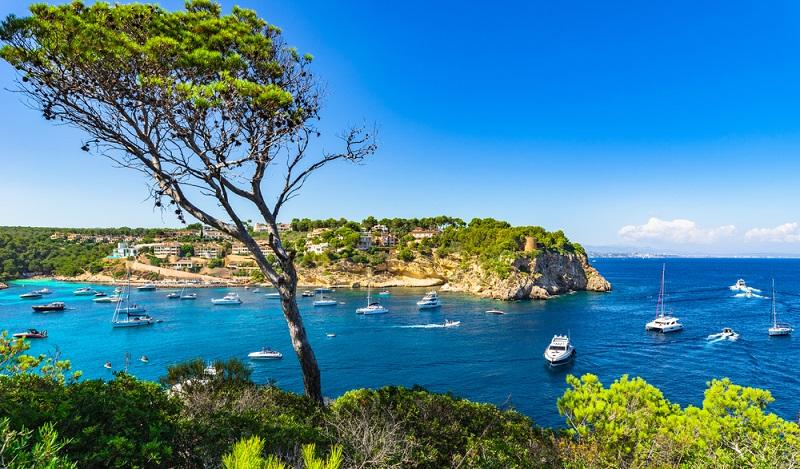 Die schönsten Strände Mallorcas: Familien mit Kindern werden sich an der Playa de Portals Vells sicher sehr wohl fühlen. (#02)