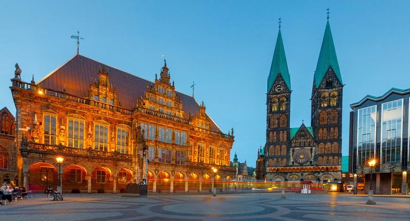 Klammheimlich aber ist Bremen in den letzten Jahren bei in- und ausländischen Touristen in der Beliebtheit deutlich gestiegen. (#04)