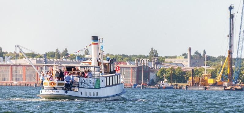 In die Liste der schönsten Städte der Ostsee gehört natürlich auch die nördlichste Großstadt Deutschlands: Kiel. (#03)