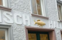 Mainzer Wände: Zeugen der guten Laune und Lebenfreude der Mainzer. Und auch sonst ist Mainz the best place to be.