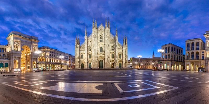 Mailand ist eine der größten Städte Italiens – und insbesondere für Modeliebhaber auch der schönste Ort des Landes. (#08)