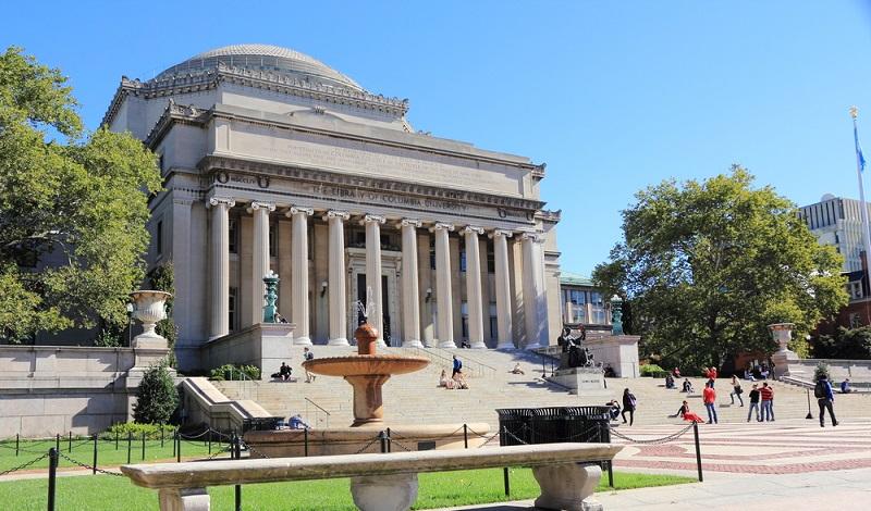 Ein Studium an der Columbia University in New York ist ein Traum, den sich nicht jeder leisten kann. (#1)