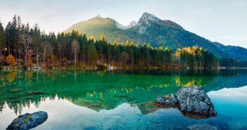 Schöne Seen: Urlaubsvergnügen für alle Wasserfans