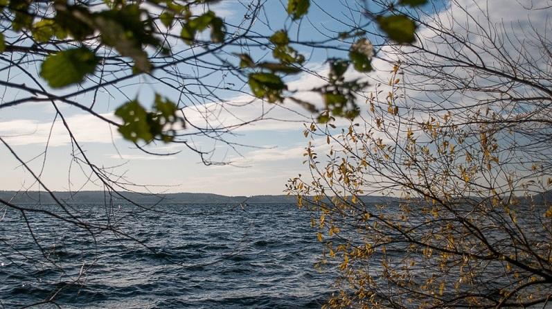 Der Plöner See liegt ganz im Norden Deutschlands in Schleswig-Holstein. (#06)