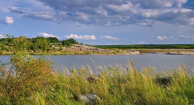 Lausitzer Seenland in Brandenburg