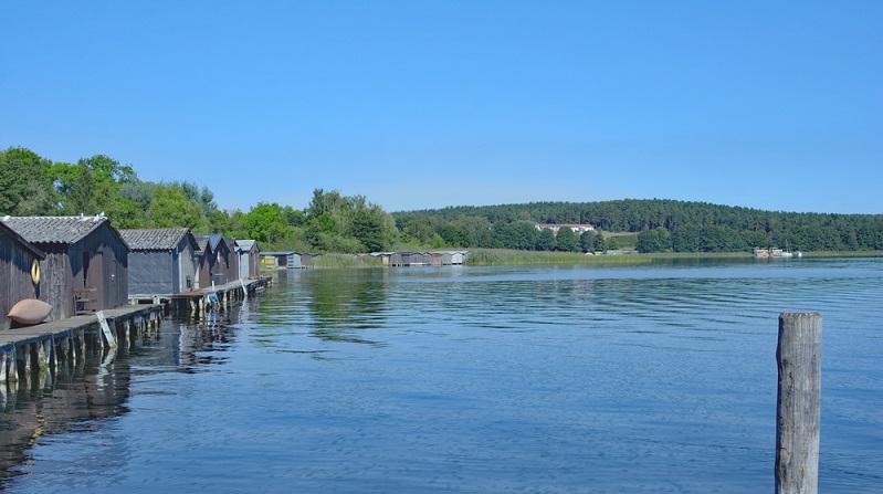 Der Camping- und Ferienpark Havelberge liegt am Woblitzsee in Brandenburg und hat bereits zahlreiche Auszeichnungen gewonnen.