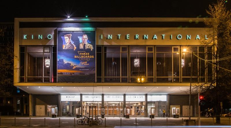 """Schon zu DDR-Zeiten genoss das """"Kino International"""" einen ganz besonderen Ruf."""