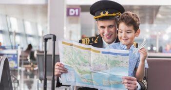 Langstreckenflug: Spiele gegen Langeweile