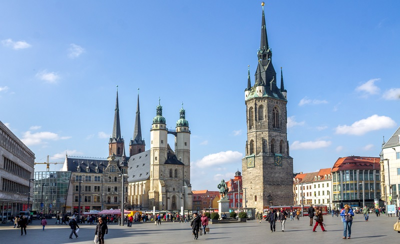 Nach dem Mauerfall 1990 ging die Einwohnerzahl in den Städten Osteuropas deutlich zurück.