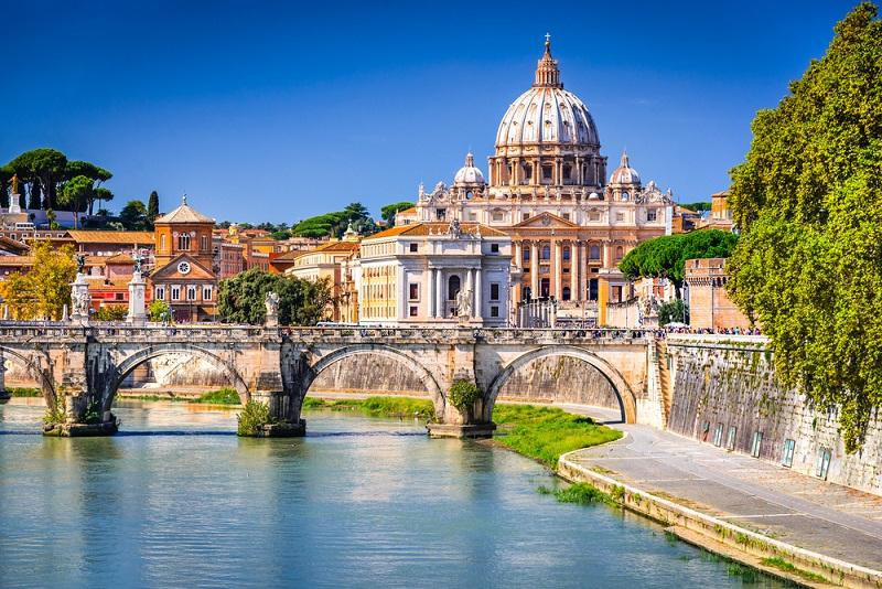 Wochenendausflug nach Rom: Rom ist schön, Rom ist voller Emotionen, Impressionen und wonnigen Plätzen, von denen man sonst nur träumen kann. (#02)