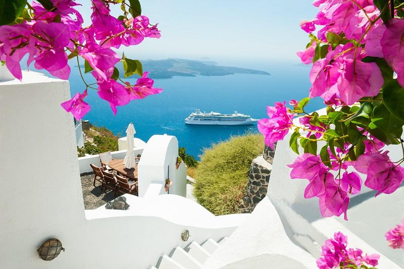 Wochenendausflug nach Santorin: Santorin ist ein absolutes Muss für Verliebte, die das Außergewöhnliche und Besondere lieben. (#03)