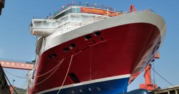 Climeon: Abwärme liefert Energie auf Kreuzfahrtschiff ( Foto Viking Line)